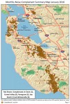 SFO Complaint Map - 1601